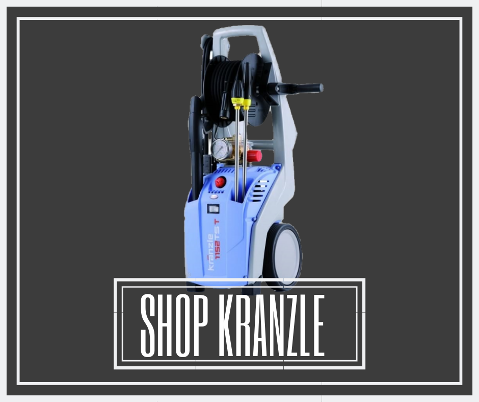 View our full range of Kranzle here!